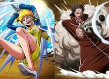 One Piece: Hé lộ hình dáng 2 trái ác quỷ Bomu Bomu và Kiro Kiro no Mi, 1 giống quả bom, 1 giống cái cân