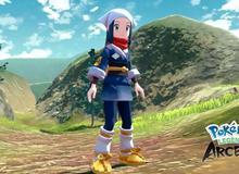Cộng đồng game thủ trầm trồ trước sự rộng lớn của bom tấn thế giới mở Pokémon Legends Arceus