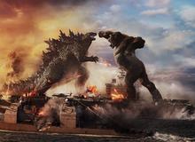 """1001 thuyết âm mưu về trận đại chiến sắp tới giữa hai """"siêu quái"""" Godzilla và Kong"""