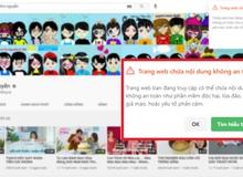 """Truy cập vào kênh của Thơ Nguyễn, phụ huynh """"ngã ngửa"""" với thông báo sốc của YouTube"""