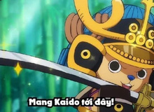 """One Piece: Không phải Luffy hay Zoro, """"chủ tịch"""" Chopper mới là thành viên tỏa sáng nhất của băng Mũ Rơm ở Wano"""