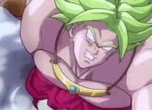 """Super Dragon Ball Heroes thiết lập 1 trận chiến bí ẩn của Broly với """"kẻ lạ mặt"""""""