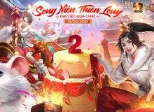 Sinh nhật 2 tuổi và 12 cột mốc đáng nhớ của Tân Thiên Long Mobile VNG