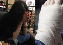 Cố tình gây tai nạn để có người yêu như trên mạng, cô gái nhận ăn trọn combo: bị chửi, gãy chân, mất tiền