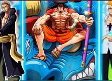 """One Piece: Điều gì sẽ xảy ra nếu """"Oden cưỡi Phượng Hoàng Marco"""" và tấn công Kaido?"""