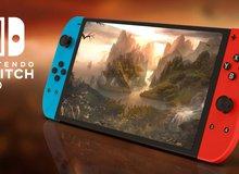 Nintendo Switch Pro mới sẽ ra mắt vào cuối năm nay, có thể chơi game 4K