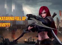 Lối lên đồ Katarina full AP cực