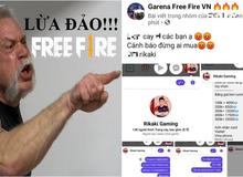 """YouTuber triệu sub Free Fire bị tố lừa đảo hàng trăm nghìn tiền ăn sáng của """"cháu học sinh"""" và sự thật đắng lòng"""