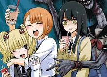 Fan Nhật Bản phát cuồng khi manga kinh dị hài hước Mieruko-chan được chuyển thể thành anime
