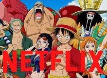 Nhà sản xuất chia sẻ thông tin về tiến trình của One Piece live-action