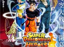 """Cell sẽ trở lại trong Super Dragon Ball Heroes, liệu gã phản diện có """"nhọ"""" lần nữa hay không?"""