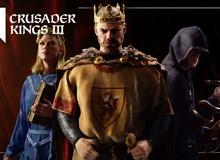 Steam mở cửa miễn phí cuối tuần cho Crusader Kings III, game chiến thuật hay nhất 2020