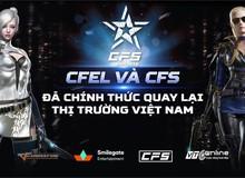 Đột Kích Việt Nam chính thức trở lại tranh tài tại 2 giải đấu đỉnh cao, cạnh tranh nâng tầm Esports ra thế giới