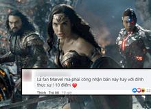 Mạng xã hội bùng nổ vì Justice League bản mới của Zack Snyder, fan Marvel cũng chấm điểm 10!