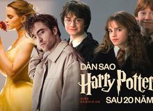 """Dàn sao Harry Potter sau 20 năm: """"Hermione"""" sắp cưới, """"Harry"""" phải cai rượu, bất ngờ nhất là """"Voldemort"""" 58 tuổi vẫn phong trần, quyến rũ!"""