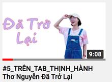 Thơ Nguyễn bất ngờ xuất hiện lại trên YouTube, sự thật là như thế nào?