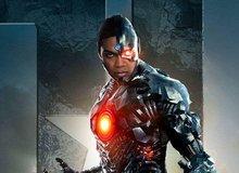Zack Snyder hé lộ thông tin quan trọng về nhân vật Cyborg liên quan đến Justice League