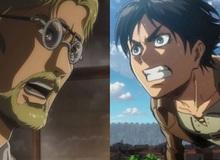 Spoil Attack on Titan season 4 tập cuối: Levi quyết chiến Zeke, đại chiến tại Shiganshina lên hồi đỉnh điểm