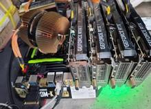"""Sau pha """"tự hủy"""", NVIDIA lại bị nông dân đào coin vượt mặt, bẻ khóa RTX 3060 bằng thiết bị rẻ bèo"""