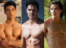 """4 """"nam thần gốc Á"""" thành danh tại Hollywood sở hữu thân hình """"sáu múi"""" vạn người mê"""
