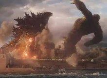 """Godzilla vs. Kong hé lộ lý do vì sao mà """"Vua Khỉ Đột"""" phải cần tới vũ khí để chống lại """"Vua Quái Thú"""""""