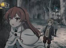 """Anime Mushoku Tensei tập 11 chứng kiến cảnh Eris quyết tâm """"bỏ nhà theo trai"""" đến cùng"""