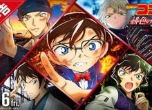 Movie thứ 24 của Detective Conan sẽ phát hành gần 500 rạp chiếu phim cùng một lúc