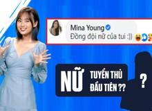 Minh Nghi tạm gác nghiệp MC để làm tuyển thủ Tốc Chiến một lần, cùng Mina Young lập team, úp mở đi SEA Games