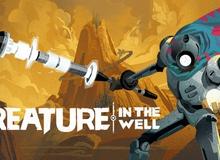 Link tải miễn phí Creature In The Well, indie game xuất sắc nhất nhì năm 2019