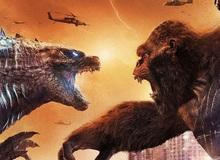 """Godzilla Đại Chiến Kong công phá phòng chiếu tại Việt Nam, lập """"kỷ lục"""" phim có doanh thu suất chiếu sớm cao nhất năm 2021"""