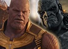Tại sao Darkseid lại được đánh giá là phản diện nguy hiểm hơn Thanos?