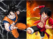 Là một fan của Dragon Ball, rất có thể tác giả One Piece sẽ cho Luffy chết vì bệnh tật giống như Goku?