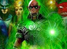 Green Lantern và những chi tiết khiến fan thắc mắc sau khi Zack Snyder's Justice League khép lại
