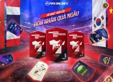 """FIFA ONLINE 4 Mang đến cơ hội đặc biệt để nâng cấp đội hình MIỄN PHÍ thông qua sự kiện """"Cháy Cùng FIFAe Champions Cup 2021"""""""