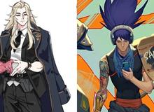 """Game thủ """"soi"""" ra bằng chứng cho thấy Riot sẽ đưa Swain, Yasuo vào vũ trụ Học Viện Chiến Binh"""