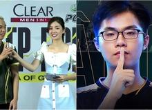 """Tân binh SGP phát biểu cà khịa ngụ ý """"chê bai"""" Lai Bâng và hành động """"tranh thủ"""" với MC xinh đẹp tới 12 lần"""