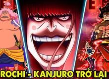 One Piece 1008: Tại sao Orochi vẫn còn sống dù đã bị Tứ Hoàng Kaido chặt đầu?