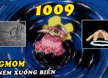 """Spoil nhanh One Piece chap 1009: Luffy cầm chân Kaido, nhóm Siêu Tân Tinh hợp lực đẩy """"bà già"""" xuống biển"""