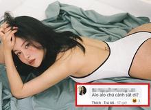 """Đăng hình mặc bikini khoe đường cong cơ thể, nữ MC PUBG Mobile bị fan dọa """"bế lên phường"""""""