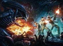 Dòng game Alien bất ngờ tái xuất với tựa game bắn súng co-op Aliens Fireteam cực hay