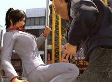 Ngắm nhìn ông trùm Yakuza Kazuma Kiryu phiên bản nữ vô cùng xinh đẹp