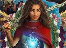 Hollywood khen ngợi tới tấp công chúa Disney gốc Việt, cho điểm gần như tuyệt đối