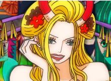 """One Piece: Tìm hiểu về Black Maria, cô nàng được mệnh danh là """"Góa Phụ Đen"""" dưới trướng Kaido"""