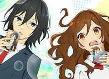 """Horimiya: Câu chuyện tình ái lãng mạn khiến cả fan One Piece, Naruto cũng phải """"động lòng"""""""