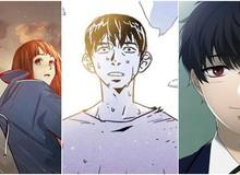 """Top 10 webtoon kinh dị càng đọc càng thấy """"nghiện"""" (P.1)"""