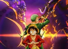 """One Piece 1009: Sanji tiếp tục """"mất tích"""" trong khi """"con cưng"""" Zoro một mình cản tuyệt chiêu của 2 Tứ Hoàng"""