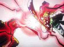 5 đòn tấn công mạnh mẽ trong One Piece có thể được tăng cường bởi Haki bá vương
