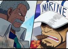 One Piece: Dù cùng một chiến tuyến thế nhưng ngày Garp choảng nhau với Akainu có lẽ không còn xa?