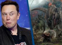 """Elon Musk gây sốc, tiết lộ ý định bê nguyên """"Công viên Khủng Long"""" từ phim ra đời thật"""