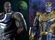 So sánh chúa tể Thanos và Darkseid, hai thế lực hùng mạnh trong MCU và DCEU